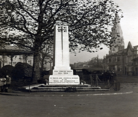 War Memorial Escapes a Makeover