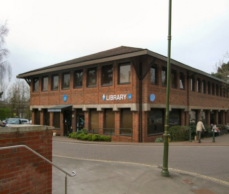 Find Out About Fostering at Horsham Library