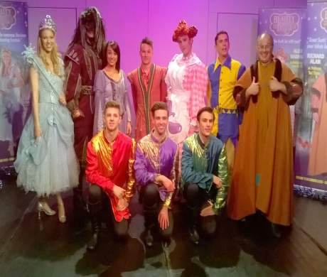 The Beauty and the Beast of a Panto at the Capitol Horsham