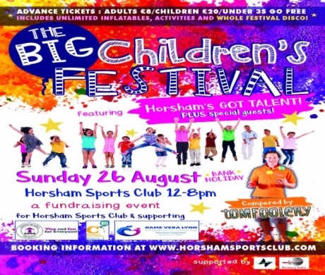 Our Take on the Big Children's Festival