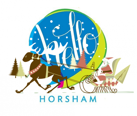 Where to see Santa in the Horsham District 2019
