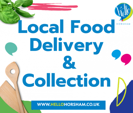 Local Food & Drink Delivery and Collection